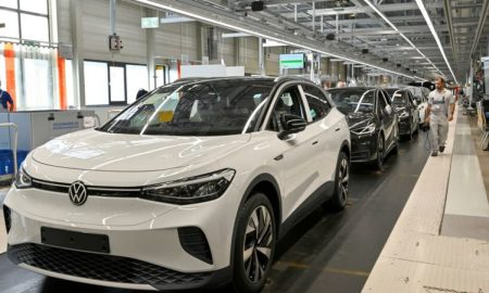 Hit by shortage, Volkswagen demands boost to Europe chip sector