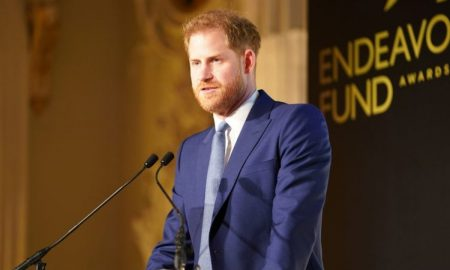 Prince Harry receives apology over story saying he turned back on military