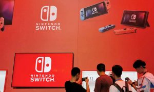 Nintendo hikes Switch sales forecast after bumper year-end