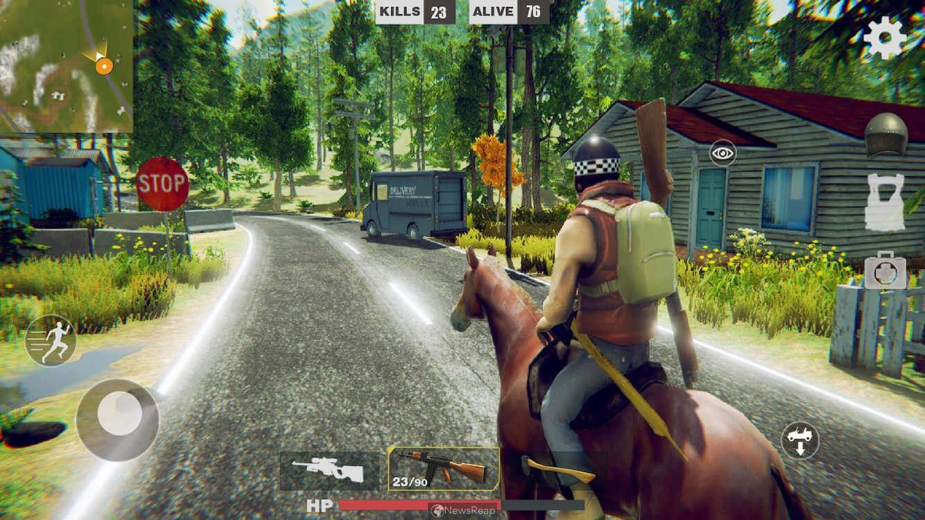 Best Games like PUBG Mobile in 2021