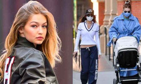 Gigi Hadid spotted enjoying outing with her new sweetheart in NYC