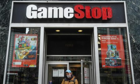 GameStop loses second senior exec as shakeup deepens