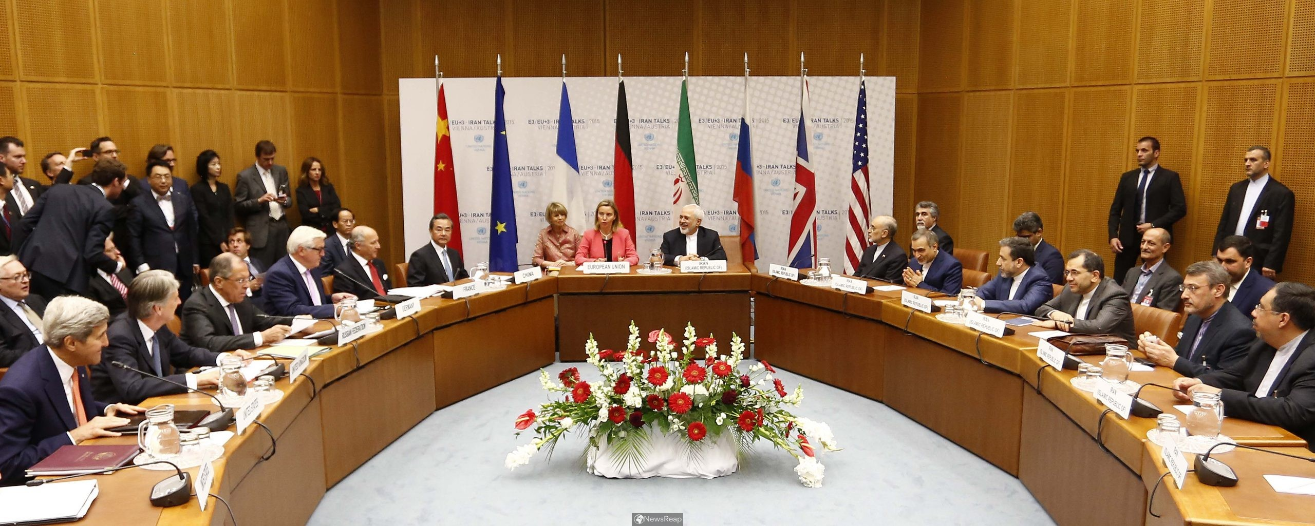 Iran's Zarif to offer constructive plan amid hopes of informal nuclear talks