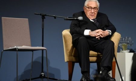 U.S. needs new understanding with China or it risks conflict, Kissinger says