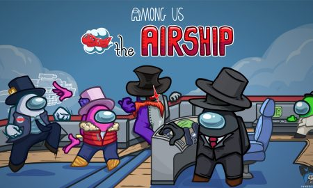 """Among Us """"The Airship Map"""" is all set to launch on 31st March"""