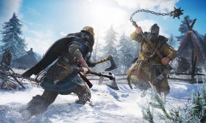 Assassin's Creed Valhalla to add the most needed weapon very soon