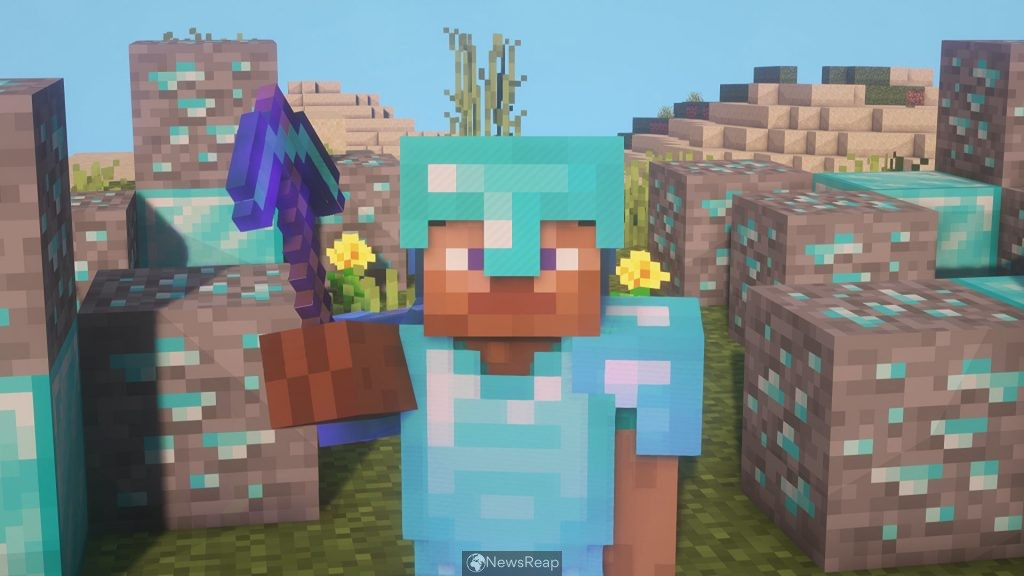 How to find Diamonds in Minecraft: Diamonds level in 1.16 and 1.17
