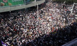 Myanmar death toll tops 500 as protesters defy junta's forces