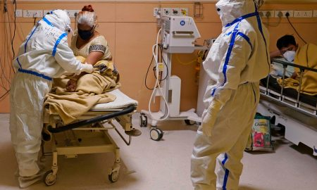 Dying in line: Brazil's crunch for COVID-19 intensive care beds