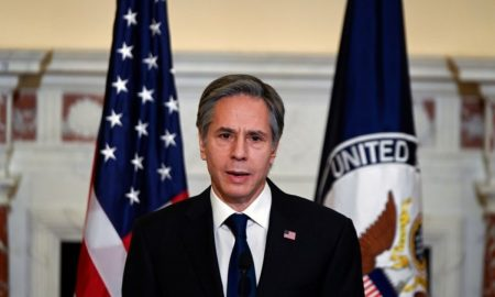 Blinken singles out China as biggest geopolitical test for U.S.