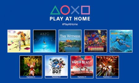 Sony PlayStation to add 10 free games to Play at Home program