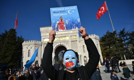 U.S. sanctions two more Chinese officials over alleged Xinjiang abuses