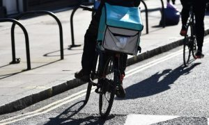 Deliveroo kicks off landmark London IPO after bumper 2020