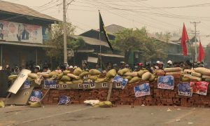 Local uprisings emerge to challenge Myanmar's army