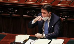 Friendly fire threatens ex-PMs' bid to rebuild Italy centre-left