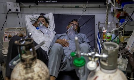 Why India is facing an oxygen crisis as COVID cases mount
