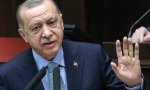 Turkey says it will respond in time to outrageous U.S. genocide statement