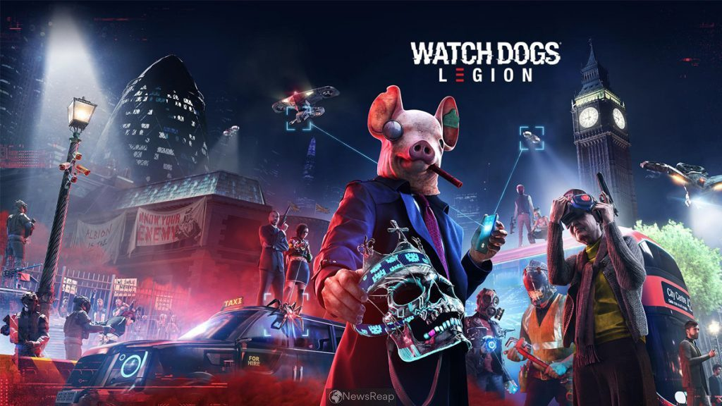Watch Dogs: Legion update 4.0 release date pushed to May 4