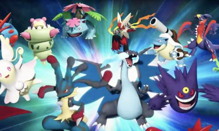 Pokemon Go Leak Reveals New Look at Upcoming Gen 6 Pokemon and Mega Evolutions
