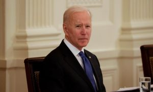 Biden offers Ukraine unwavering support in faceoff with Russia