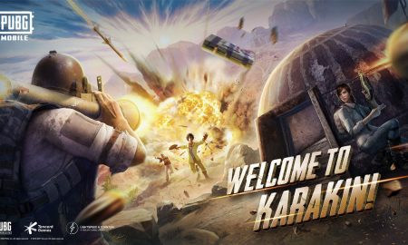 Pubg Mobile released a new Karakin Map to the global version