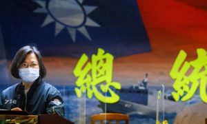 Taiwan tells Biden emissaries it will counter China's 'adventurous manoeuvres' with U.S