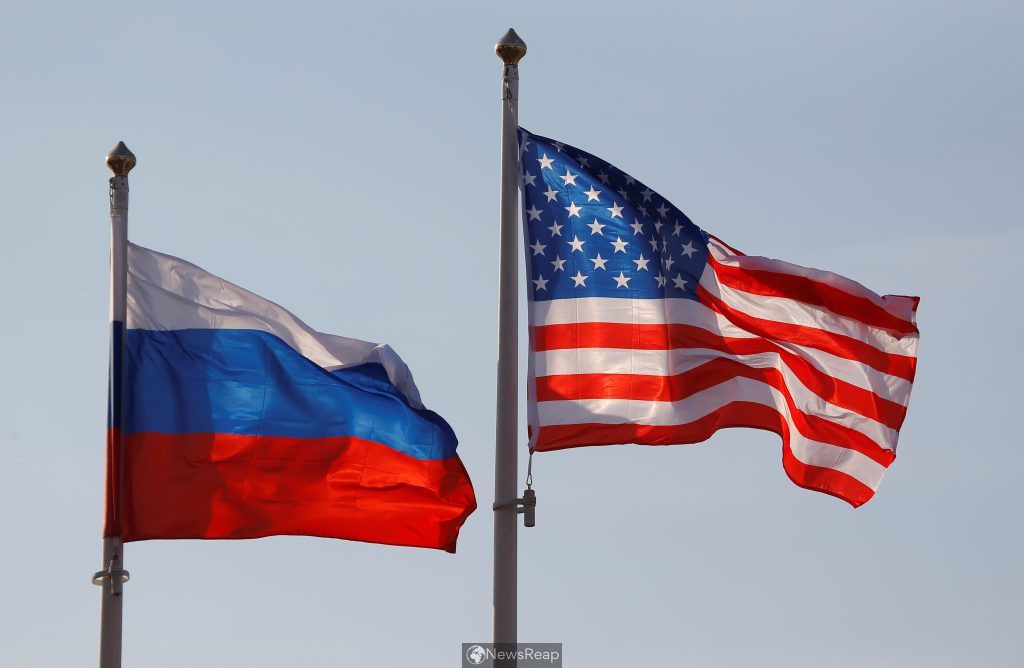 """The US has imposed a slew of sanctions on Russia in response to its """"malign"""" behaviour."""