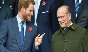 Prince Philip was 'extremely fond' of Prince Harry despite Megxit debacle