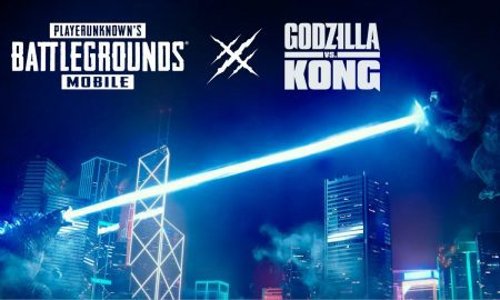 Pubg Mobile new update 1.4 (Godzilla vs Kong) release date revealed