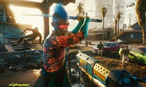 Cyberpunk 2077 launch breaks CD Projekt's records from The Witcher 3