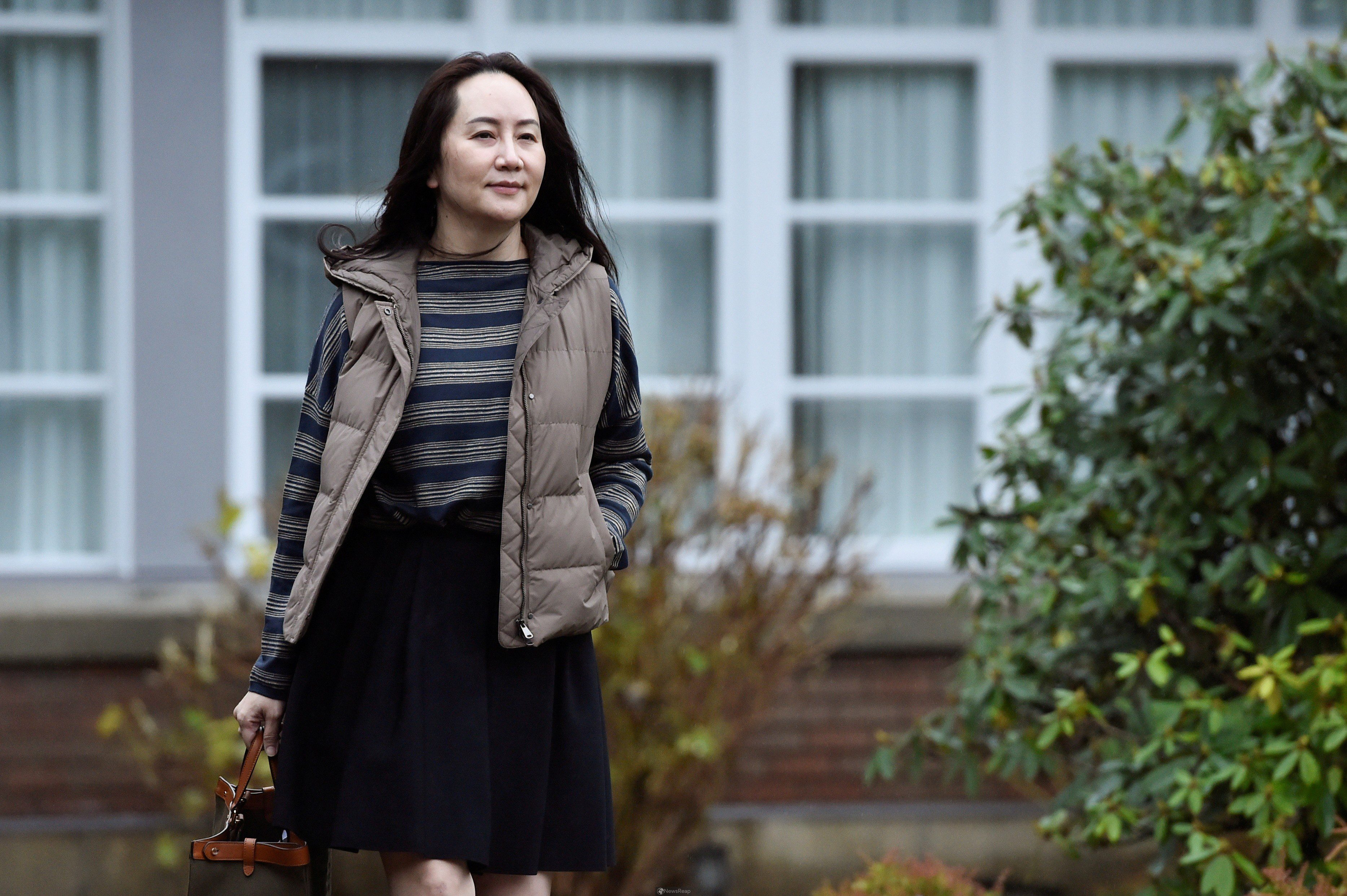 Huawei defense to ask Canada court for delay in CFO's extradition hearings