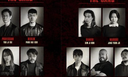 Money Heist Korean Version Cast announced, here is all you need to know
