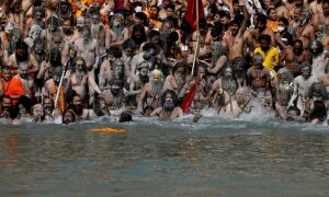 Modi appeals to keep Hindu festival symbolic as India's COVID-19 infections surge