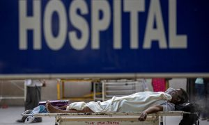 Indian hospitals turn away patients in COVID-19 tsunami