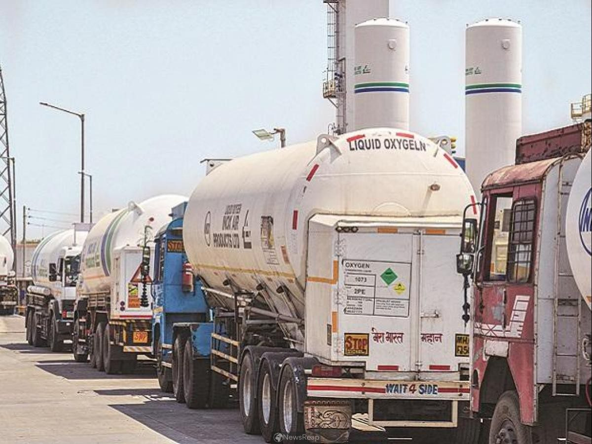 India's oxygen crisis to ease by mid-May, output to jump 25%