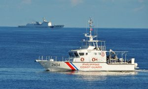 Philippines and China hold friendly and candid talks on the South China Sea