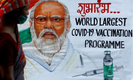 Indian state unable to obtain COVID-19 shots directly from Moderna