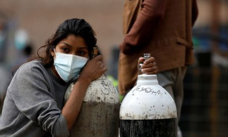 Indias coronavirus infections ebb but states struggle for vaccines
