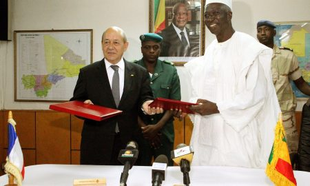 West African officials head for Mali after an attempted coup