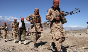 Taliban warns nearby nations against hosting U.S. military after withdrawal