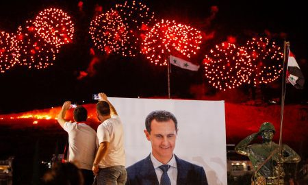 Syria's Assad wins 4th term with 95% of vote in election the West calls fraudulent