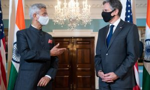 Blinken says U.S. and India united in tackling COVID-19