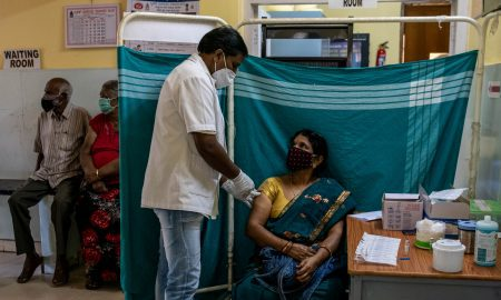 India promises more vaccines as daily COVID-19 deaths stay above 4,000
