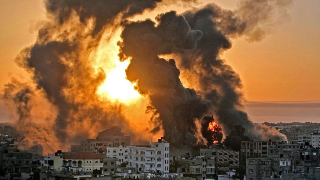 Blinken discusses Gaza in calls with Qatari, Egyptian, Saudi foreign ministers
