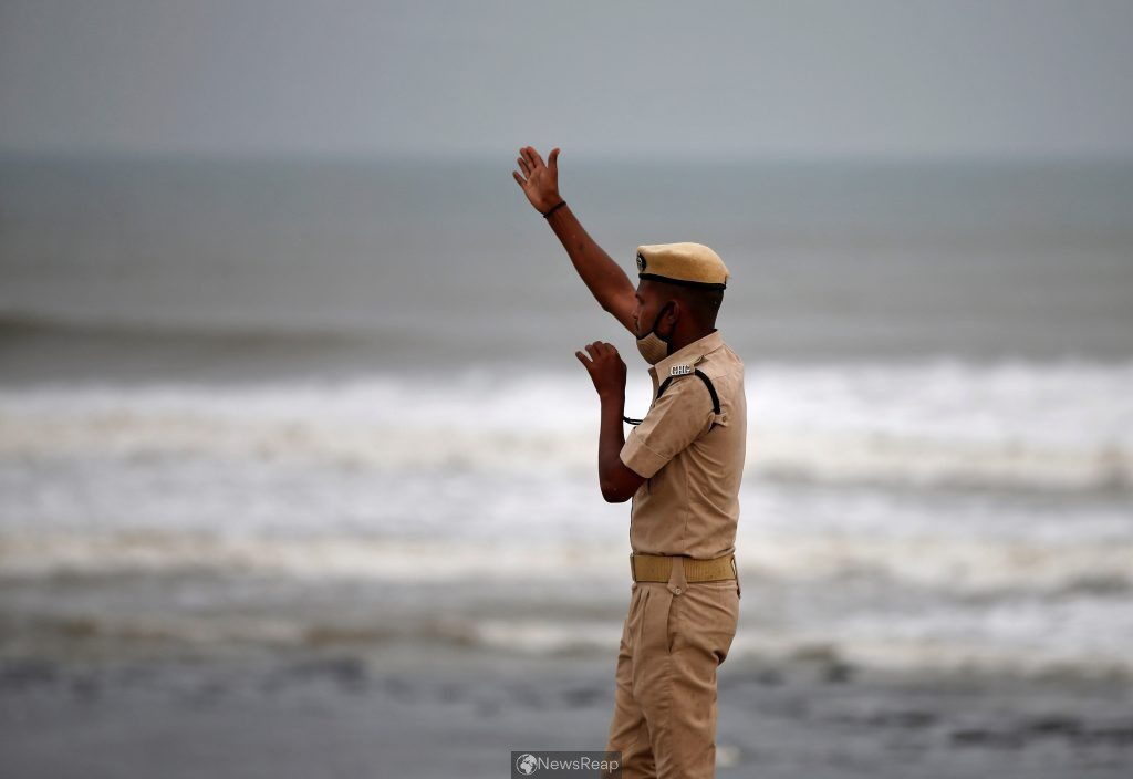 India's COVID tally passes 25 mln; cyclone complicates efforts in Modi's state