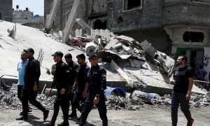 Egyptian mediators try to build on the Israel-Hamas ceasefire