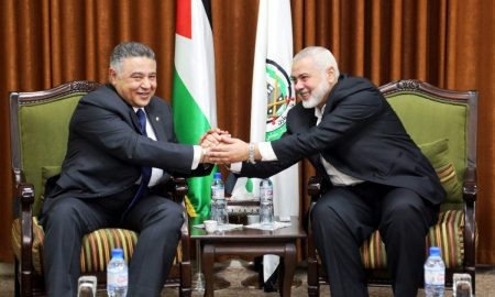 Israel and Hamas agree with Gaza truce after Egyptian mediation
