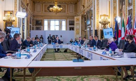 G7 strikes historic agreement over global corporate tax