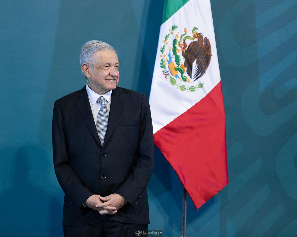 Mexican president keeps Congress but loses shine in the mid-term vote