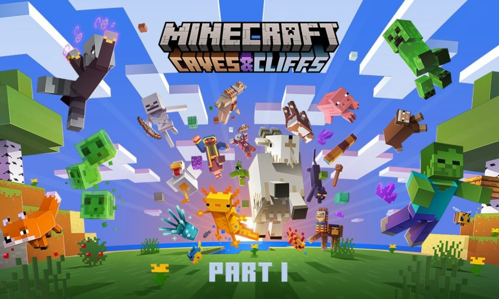 Minecraft 1.17 Caves and Cliffs update is set to release this week